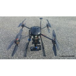 Thermal X8 640 R Drone