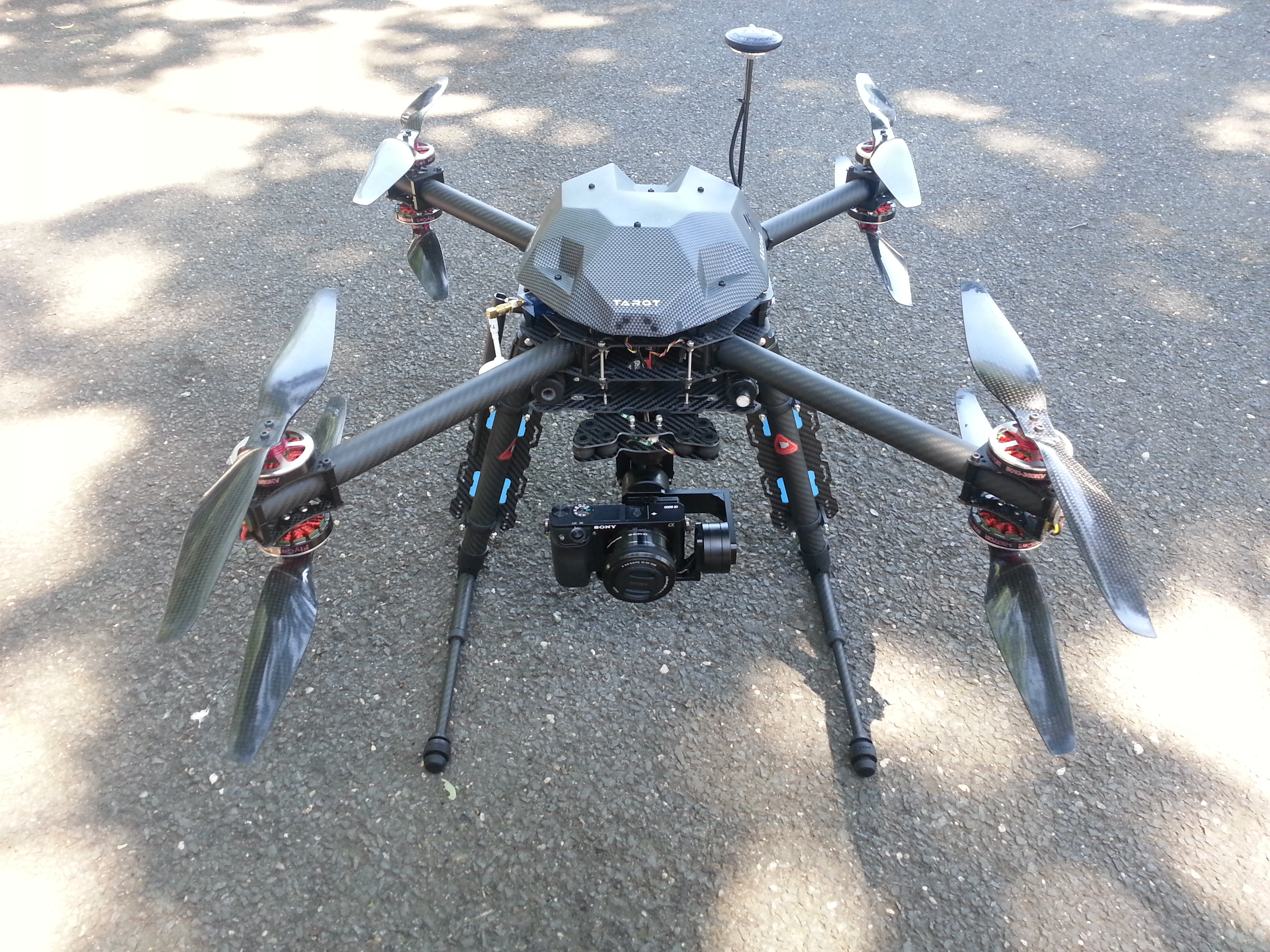 X8 RTK Survey Drone