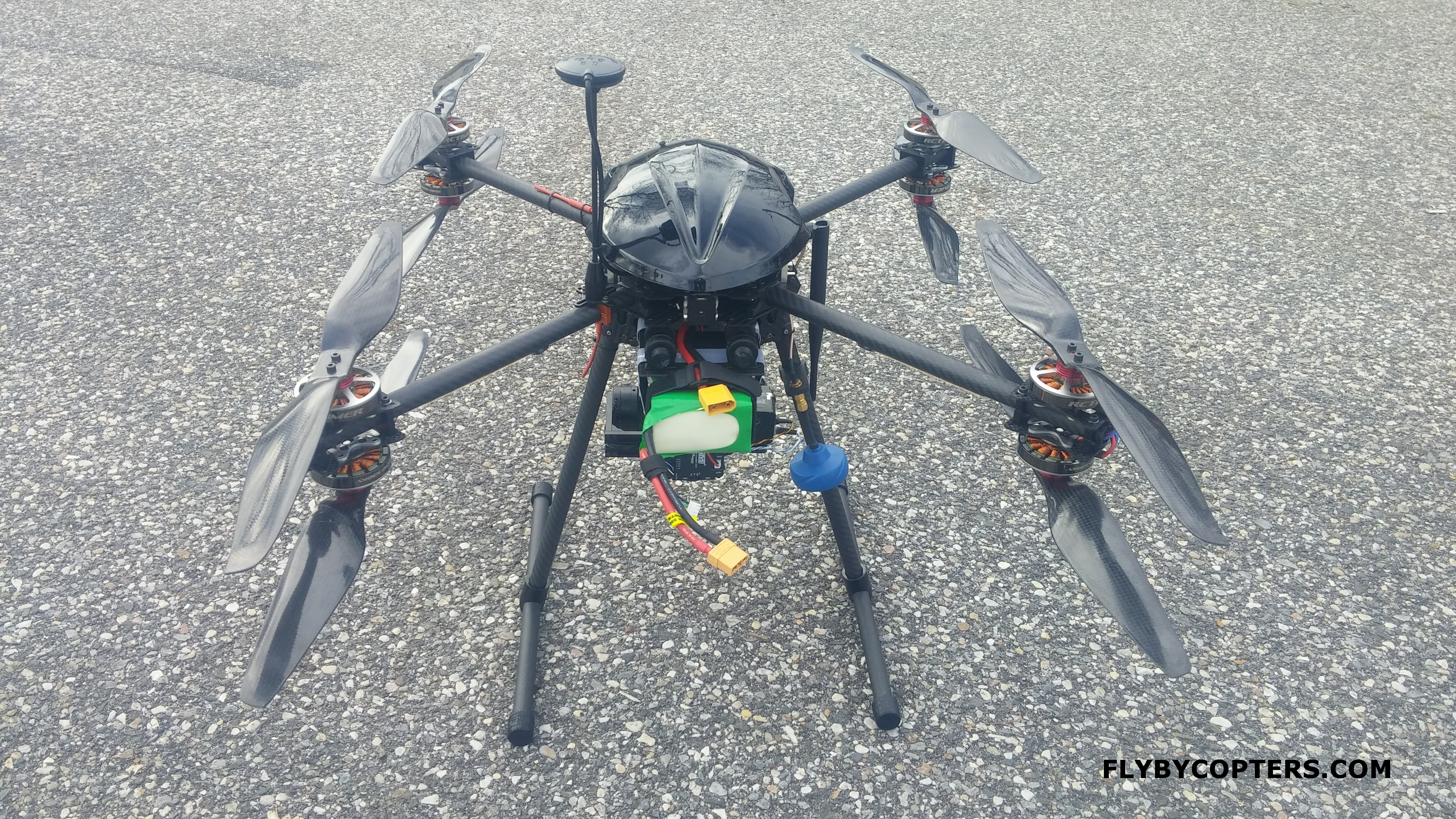 Thermal Imaging X8 640 R Drone
